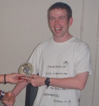 A photo from the 2004 awards