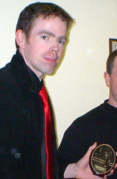 A photo from the 2006 awards