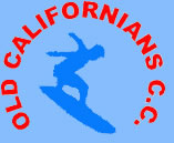Old Californians Cricket Club Logo